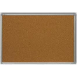 korková tabule 90x180 cm, rám ALU23