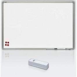 magnetické tabule Premium 90x60, rám ALU23
