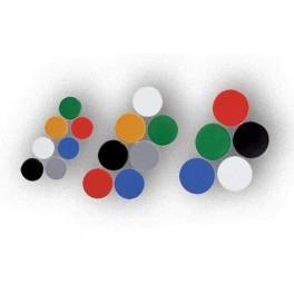 černý magnet prům. 32mm