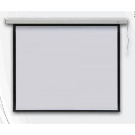 Elektrické plátno na zeď 145 x 195 cm