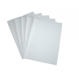 termodesky 3mm, čirá/bílý kart