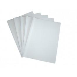 termodesky 4mm, čirá/bílý kart