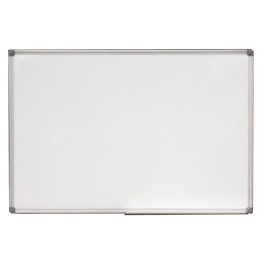 Magnetická tabule  Classic 100x150,bílá lakovaná, hliníkový rám