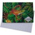 Puzzle s textilním povrchem A4, 96 dílů