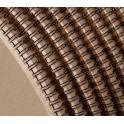 kovové hřbety na cívce černé 3:1, 14.3