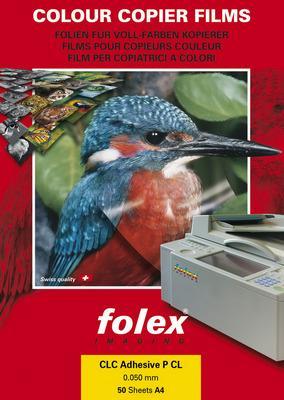 Folex CLP Adhesive P WO- A3 bílá lesklá samolepka