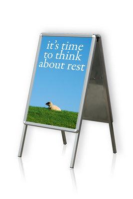 Tabule plakátová na stojanu A1