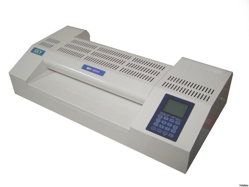 Profesionální kapsový laminátor A3 - SKY335R6