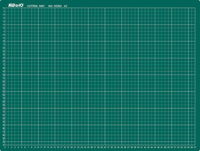 Řezná podložka A2, 600x450