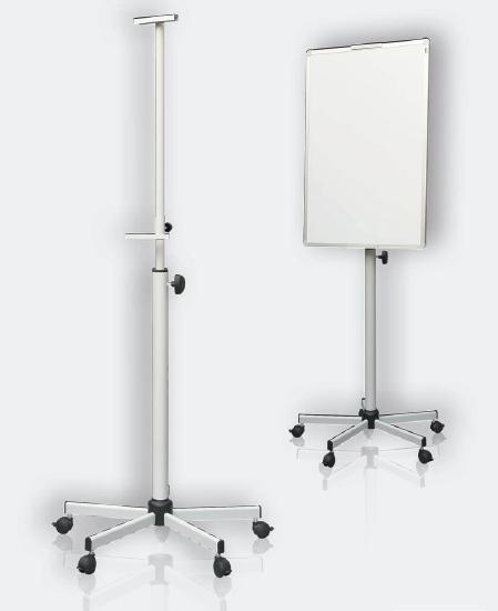 mobilní stojan na tabule 45x60 do 120x90cm