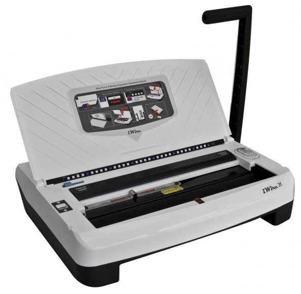 Vázací stroj iWire 31